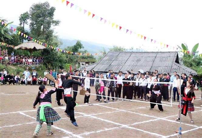 Mong festival in Lai Chau attracts thousands of visitors hinh anh 7