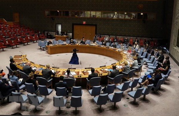 Vietnam hails UNSC's debate on maritime security hinh anh 1