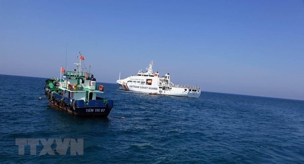 Vietnam keeps close watch on developments in East Sea: spokeswoman hinh anh 1