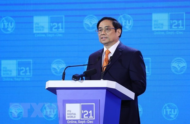 PM: digital transformation needs global approach hinh anh 1
