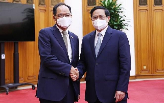 Vietnam treasures strategic cooperative partnership with RoK: PM hinh anh 1
