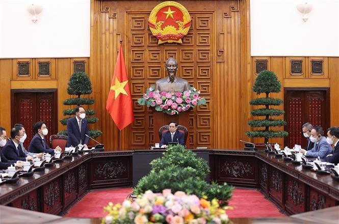 Vietnam treasures strategic cooperative partnership with RoK: PM hinh anh 2