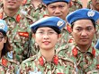 Vietnamese military doctors ready for UN mission in South Sudan