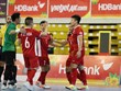 Vietnam moves closer to Futsal World Cup