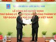 PetroVietnam has new chairman of members' council