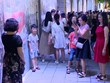 Mural street shines during Mid-Autumn Festival