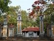 Temple worships meritorious mandarin under Le dynasty