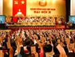 10th Party Congress: Utilising all resources, bringing Vietnam out of underdeveloped status