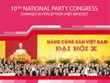 10th National Party Congress: Changes in perception and mindset