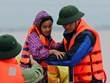 Armed forces join hand to help people overcome flood aftermaths