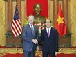 President Tran Dai Quang welcomes newly-accredited ambassadors