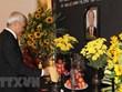 President Tran Dai Quang commemorated in Spain, Venezuela