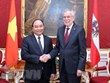 Austria treasures ties with Vietnam: Austrian President