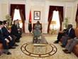 Senior Party official visits Angola