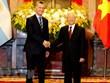 Vietnam, Argentina issue joint statement