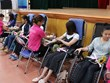Young people in Hung Yen join in blood donation event