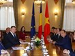Vietnamese, Romanian leaders hope for further bilateral cooperation