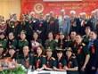 Vietnamese war veterans' association in Ukraine holds 2nd congress