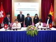Switzerland helps Vietnam develop eco-industrial parks