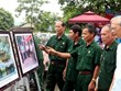 Thai Nguyen exhibition features Vietnam's sea sovereignty