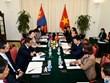 Vietnam, Mongolia hold eighth political consultation