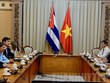 HCM City steps up investment ties with Cuba