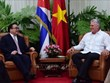 Vietnamese Party delegation visits Cuba to boost traditional ties