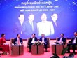 Seminar talks Laos' economic prospects