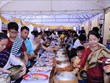 Lao people celebrate end of Buddhist Lent