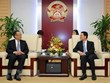 Information minister receives Xinhua News Agency's Vice President