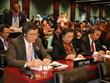 NA Vice Chairwoman meets IPU leader, Cuban counterpart