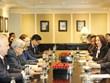 Communist parties of Vietnam, France enhance cooperation