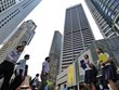 Private apartment sales in Singapore rebound