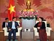 Top legislator hosts Commander-in-Chief of Myanmar Defence Services