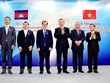 Vietnamese, Cambodian security ministries boost cooperation