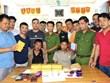 Large haul of drugs seized in Dien Bien
