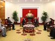 Vietnam wishes to enhance partnership with India: Party official
