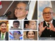 Thai new ministers take oath of office