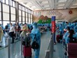 More Vietnamese citizens brought home from Taiwan