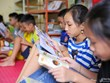 Summer libraries welcome 7,000 children in Nghe An