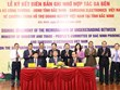 Bac Ninh: Tripartite cooperation programme to boost supporting industry