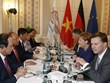 Vietnam, Germany enjoy fruitful cooperation for 45 years