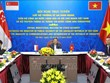 Vietnam, Singapore hold minister-level conference on cyber security