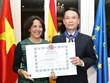 VNA General Director honoured with Spanish Order of Civil Merit