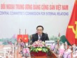 Vietnamese, Chinese Party officials hold talks virtually