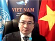 Vietnam appreciates UN Centre for Preventive Diplomacy for Central Asia's operations