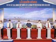 Top legislator attends ground-breaking of national highway upgrade in Hai Phong