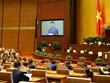 NA passes resolution on specific policies for development of four localities