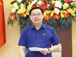 Top legislator congratulates HCMC University of Economics on founding anniversary