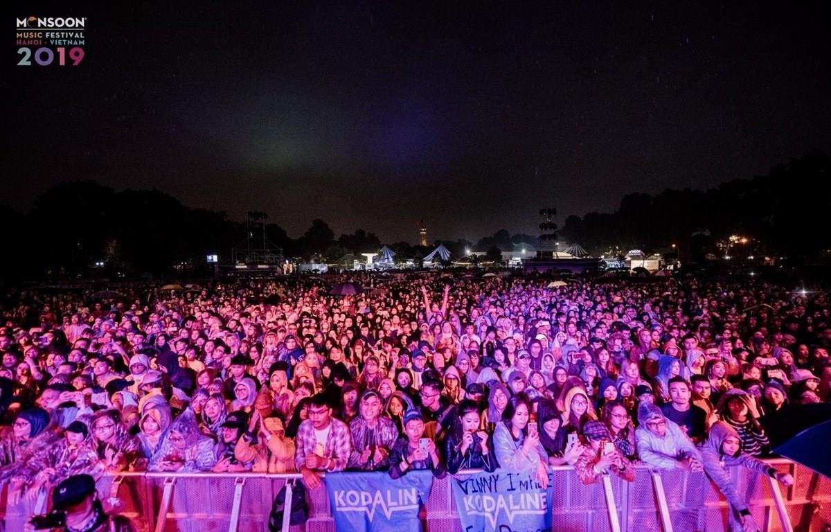 Monsoon Music Festival 2019 runs from November 1 – 3. (Photo: Organisers)